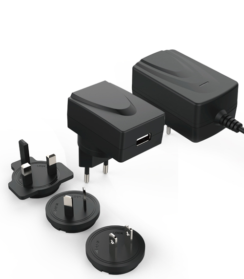 Interchangeable Power Adapter