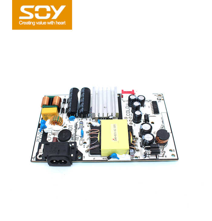 Dual output power board for TV